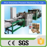 Производственная линия клубня бумажного мешка цемента с печатной машиной