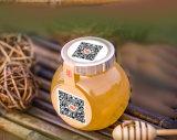 50ml de Kruiken van het 180mlGlas 380ml 500ml voor Honing, Suikergoed, Voedsel, Jam, de Kruik van de Opslag, de Fles van het Glas