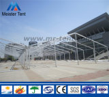 Tenda de armazenamento de armazém customizada Clear Span Warehouse