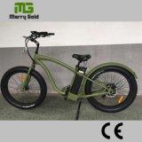 Neumático gordo bici eléctrica de 26 pulgadas con la batería de litio de Samsung