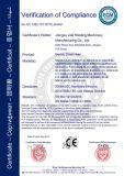 증명되는 세륨 GS를 가진 0.5 톤 -10 톤 Txk 상표 전기 트롤리
