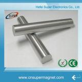 De industriële Sterke Magneten van de Staaf van het Neodymium van de Deklaag van het Nikkel (25*400mm)