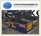 Acero o hierro automático hidráulico que recicla la prensa