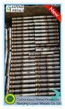 Conjunto del engranaje de gusano del acero de cobre amarillo/inoxidable el trabajar a máquina modificado para requisitos particulares