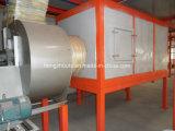 Línea de capa manual del polvo para los productos de metal de la pintura