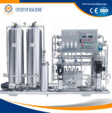 Completare la strumentazione di trattamento delle acque per la linea di produzione pura dell'acqua