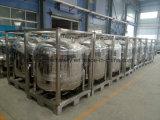 De Container van het roestvrij staal voor Shell van het Aluminium de Elektrolyt van de Batterij