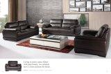 Modernes Sofa-gesetzte echtes Leder-Sofa-Möbel für Wohnzimmer