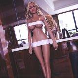 L'agente ha voluto la bambola piena 163cm di amore del sesso del corpo 3D