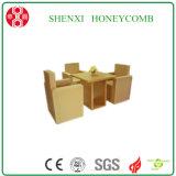 Carton de sandwich à nid d'abeilles