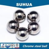 bille d'acier au chrome de 25.4mm AISI 52100, billes de roulement