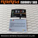 Tag RFID des prix d'impression d'à haute fréquence ISO15693 pour la carte payée d'avance électronique