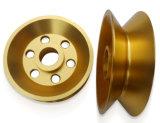 De Precisie CNC die van het aluminium het Audio Geplateerde Koper van de Component machinaal bewerken