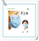 Máscara protetora cirúrgica não tecida descartável