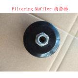 Il silenziatore di filtrazione antirumore di Oilless del silenziatore diretto del compressore d'aria desonorizza