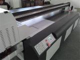 4 ' 세이코 1024GS x8 UV 평상형 트레일러 인쇄 기계는 잉크 제트 UV 인쇄 기계를 이끈다