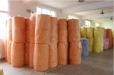 Agulha reusável pano de limpeza não tecido perfurado da tela
