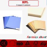 Laminado de la alta presión de HPL/para el interior
