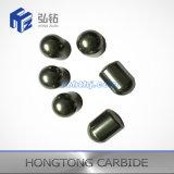 Botões de mineração de alto desempenho do carboneto de tungstênio