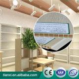 Le type ouvert 2.6kg de vente globale par panneau de mur carré de PVC de poids au Pakistan