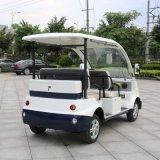 Vehículo eléctrico de Seater de la fábrica 4 de Marshell mini para el turista (DN-4)
