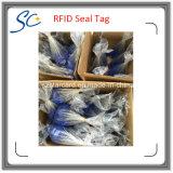 Modifica d'acciaio della guarnizione di RFID con il chip F08