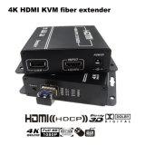 1080P HDMI Kvmのファイバーエクステンダー