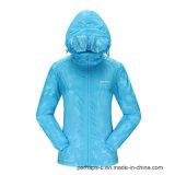 형식 숙녀 반대로 UV 얇은 피부 재킷