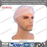 Chapeau protecteur non tissé remplaçable de Cleanroom sanitaire