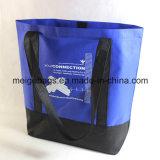 Sac d'emballage non tissé d'achats de polypropylène, avec le modèle de mode
