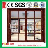 Qualitäts-ausgeglichenes Glas-Innenküche-Tür
