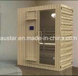De stevige Houten Zaal van de Sauna met Aangepaste Grootte (bij-8623)