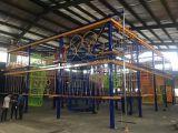Metallo e gioco materiale di legno di espansione del campo da giuoco per i bambini (YL-TZ004)
