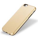 Koffer-Aussehen-Shockproof dünner Sitz-Fall-Deckel für iPhone 7 Fall