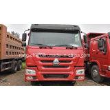 Caminhão de descarga usado de 336HP 6X4 Sinotruck HOWO