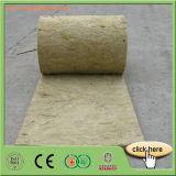 Cobertor de lãs de rocha da isolação da folha de alumínio para o Fsk