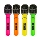 Funny Party Play Game Jouet de microphone gonflable en PVC