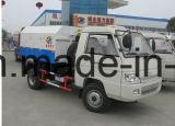 Mini Forland 1cbm Vrachtwagen van de Lift van de Container van het Huisvuil