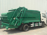 Dongfeng 4 Cubic Meters Garbage Compactor Truck
