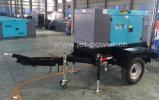 セットのリカルド中国エンジン30kvの発電機を生成するトレーラーのディーゼル