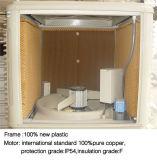 Pista de la refrigeración por evaporación para el refrigerador agua-aire