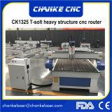 Ck1325 de Houten Deur van het Profiel van het Aluminium 3kw/de Houten Werkende Machine van het Meubilair