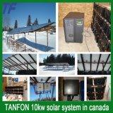 sistema energetico di energia solare 2kw (intero insieme) fuori dalla griglia del &on di griglia per uso domestico