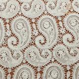 L10004 het Breiende Nylon van de Jacquard/Stof van het Kant van de Polyester/de Katoenen
