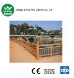 Cercado del material de construcción de la alta calidad WPC