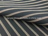 BI-Estirar el Spandex Fabric-Lz8399 teñido hilado del algodón