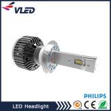 Projecteur à LED de voiture à grande puissance 40W 4000lm H4 de nouvelle conception