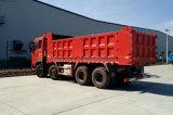 Sinotruk HOWO A7 12の車輪のダンプカートラックのダンプトラック次元