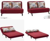 3簡単な様式の固体愛シートのソファーを折った