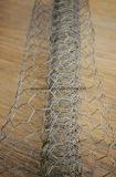 PVC競争価格の上塗を施してある六角形の金網か網